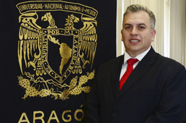 Fernando Macedo Chagolla, nuevo director de la Facultad de Estudios Superiores Aragón de la UNAM