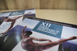 Invitan a XII Muestra Internacional de Ballet Clásico y Contemporáneo en beneficio del Hospital Civil