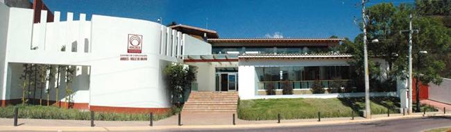 Centro de Capacitación ANUIES-Valle de Bravo, ubicado en el Estado de México.