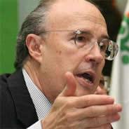 Julio Rubio Oca, secretario general ejecutivo de 1997 a 2000.
