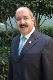 Rafael López Castañares, secretario general ejecutivo de 2005 a 2009 y reelecto para el periodo 2009-2013.