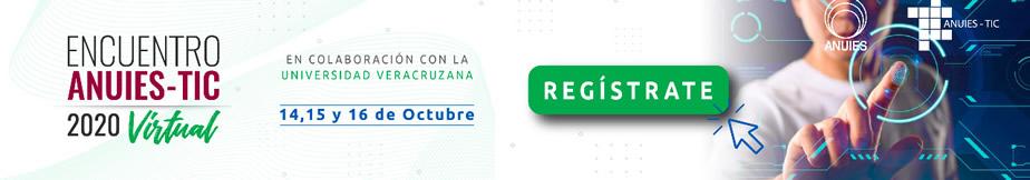 Encuentro ANUIES-TIC 2020