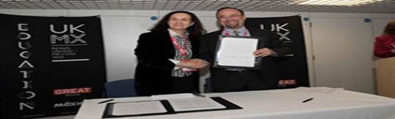 La ANUIES y el British Council firman memorando de entendimiento